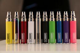 Wholesale Ce4 Battery Mah - High Quality GS eGo II 2200mah Battery Huge Capacity 2200 mah Electronic Cigarette 510 Thread for CE4 MT3 Protank
