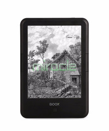 Wholesale Electronic E Reader - Wholesale- 3000mAH original Electronic book+case ONYX BOOX C67ml Carta 2 android ebook reader 6 inch e reader 300 dpi touch screen 8G