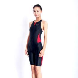 Wholesale Girls Plus Size Tights - Women Girls Imitation Shark Slim Tight Plus Size Swimwear One-piece Swimsuit Sports Racerback Boxer Tankini Size XXS-5XL