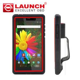 Wholesale Launch X431 Battery - 2017 New Released Launch X431 Pro Mini with bluetooth function 2 years free Online update Mini X-431 PRO powerful than diagun
