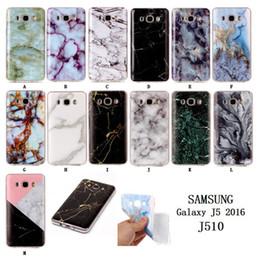 Wholesale Rock Design Cases - Marble Patten Stripe Rock stone design image Painted TPU case for Samsung Galaxy S6 edge S7 edge G530 J3 J5 J7 J510 J710