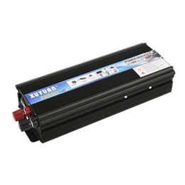 2016 haute efficacité de conversion 2000 W Power Inverter DC 12V AC 220V Convertisseur de voiture électronique USB Port ? partir de fabricateur