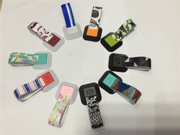 mini-handy-halter Rabatt Handy Grip Halter Straps Ultra Slim Tasche freundlich weichen Finger Grip für iPhone Mini Tablet Grip es sicher für SMS Fotos Selfies