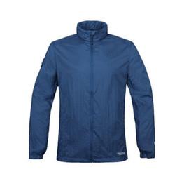 Canada Tactiques de plein air printemps et été vêtements de protection solaire respirant super mince vitesse peau sèche coupe-vent manteau manteau pour hommes Offre