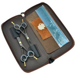 2019 haare schneiden scheren schwarz 5,5 Zoll Meisha Black Hair Cutting Schere Effilierschere für Salon Friseure JP440C Barbers Haarschere Friseur Salon Werkzeug, HA0010 günstig haare schneiden scheren schwarz