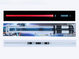 Wholesale Wholesale Star Wars Lightsaber - EMS Star Wars Weapons kids toys lightsaber many colors change Star Wars attachable lightsaber adult fans gifts cosplay B
