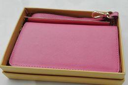 Классический кожаный бумажник Michae сумочка Косер женщины сумочка мобильный телефон сумка + оригинальная коробка упаковки от