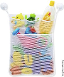 Wholesale Tool Bath Toys - 2017 White Mesh Cloth Toys Children Receive Bag Bath Water Toys Receive Bag Children'S Bathroom Creative Toy Receive Bag Hanging Bags