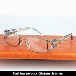 Wholesale Sale Designer Optical Frames - Wholesale- JIE.B Hot Sale New 2016 Oculos De Grau Designer Fashion Eyeglasses Frame Women Eye Glasses Women Glasses Frame Optical Frame
