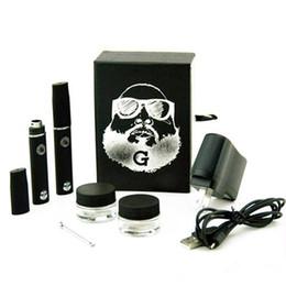 Wholesale Double E Cig - Hot Action Bronson Micro pen wax vaporizer pen portable herbal vaporizer set series for e cig free shipping
