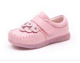 Wholesale Kd Shoes Kids - kids shoes kd shoes flower girl shoes walking shoes fashion winter shoes cute princess shoes leather bow shoes