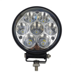 Wholesale Used Beams - new arrival 21w round led work light ,led off road light for ATV,UTV,TRUCK ,4x4 off road use