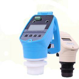 Wholesale Ultrasonic Water Sensor - 4-20MA integrated Ultrasonic Sensor Ultrasonic Level Meter  Ultrasonic Water Level Gauge DC24V Free Shipping