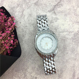 2017 Famous Brand Luxury Style Women watch Rolling Diamonds Dress watch Stainless steel Nobel Female Quartz Jewelry buckle Life Waterproof Coupon