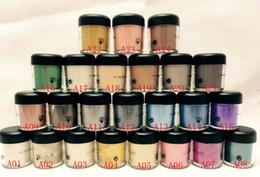 Wholesale Eyeshadow Single Pigment - 24 differ color single color pigment 7.5g powder eyeshadow eye shadow