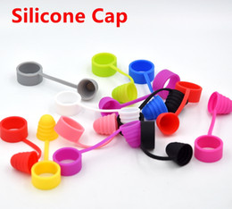 Wholesale cover bands - custom vape band with silicone dust cap Dustproof Prevent Slippery mouth tips cover Universal Sanitary drip tip Cap Antiskid Unbreak Ring
