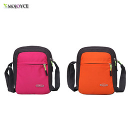 Wholesale Men S Messenger - Wholesale- S-port messenger bag man crossbody bags messenger bag Waterproof high wear-resistant Shoulder canvas women messenger bags