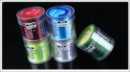 Wholesale Daiwa Line Nylon - 500 meters Fishing lines Number 2#~8# Genuine DAIWA fishing line imported from Japan 10pcs Daiwa 500m fishing line nylon Braided Line