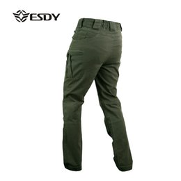 Wholesale Stop Flies - TAD IX7 Military Tactical Outdoor Pants Wearable Men Combat Hiking Army Training Military Trousers Hunting Outdoors Sports Clothing