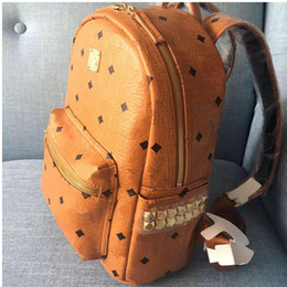 Wholesale Leather Computer Backpack For Women - Top Quality korean PVC leather backpack for children boys and girls sprots backpack school backpacks brand bag size for 25*23*12cm