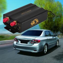 Wholesale Brazil Dvd - TK103B GPS tracker Control Portoguese Manual Quad band SD card 103 PC&web-based system