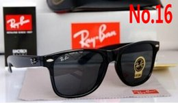 Wholesale Eye Orange - 54mm Hot Sale Aviator Ray Sunglasses Vintage Pilot Brand Sun Glasses Band Polarized UV400 Bans Men Women Ben wayfarer sunglasses