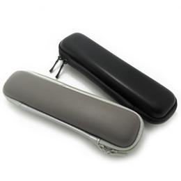 Wholesale Slim Electronic Cigarette Atomizer - Wholesale-High Quality Super Slim Ego Case Mini Zipper Pouch Bag for Electronic Cigarette Battery Atomizer Mechanical Mod Vaporizer