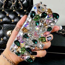 Samsung galaxy grand prime милые случаи онлайн-Для Samsung galaxy a5 a7 j5 j7 2016 2017 grand prime появляются роскошные симпатичные Кролик уха объектив алмаз горный хрусталь акриловые Bling case