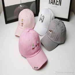 Wholesale Cheapest Hops - Cheapest Anti Social Social Club Snapbacks Hip Hop Baseball Hats For Men Student Adjustable Hats Caps Basketball Caps Free Shipping
