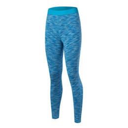 Wholesale Purple Yoga Pants Xs - Wholesale- Women Skinny Stretchy Elastic Slim Yoga Long Pants Tight Compression Sport Trouser Base Layer Bottom Outdoor