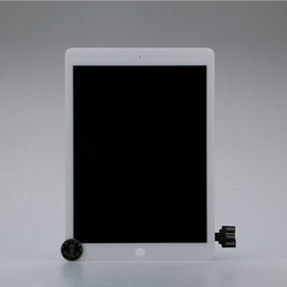 Wholesale Apple Ipad Lcd Screen - IPad Pro 9.7 Inches LCD Display Screen with Touch Panel Digitizer Bezel assembly Replacement High Resolution Screen