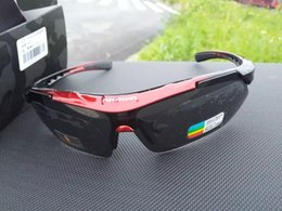 Открытый спортивный очки водитель поляризованных солнцезащитных очков тактические пуленепробиваемые очки езда рыбалка очки 5 видов сцен объектив близорукого кадра p от Поставщики увеличительная линза