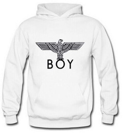 Wholesale White Boy London Sweatshirt - 2017 Tide Brand Eagles Boy London Hoodies Fishion Street Printed Eagles Cotton Boy London Sweatshirt Brand Hoodies Coat