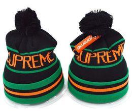 Wholesale Protection Animals - wholesale 2017 Design Fashion Unisex classic Beanie Street Hip Hop Beanies Winter Warm hat Knitted Wool Hats for Women Men gorro Bonnet Caps
