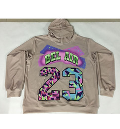 Wholesale Fresh Hoodies - Real USA Size Fresh Prince x Bel Air 23 fashion 3D Sublimation print custom made Hoody   Hoodie Plus Size