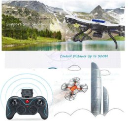 Wholesale Quadcopter Brushless - 4Batteries RC quadrocopter JJRC H12C Quadcopter drone Remote Control Helicopter CF Mode Drone with Camera 2MP or no camare