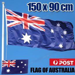 Wholesale heavy duty polyester - Flag 150 x 90 cm Aussie Australia Australian National Heavy Duty Outdoor