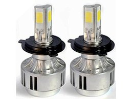 Wholesale H4 Conversion Headlights - 120W 12000LM H7 CREE HEADLAMP h1 h4 LED Headlight Auto Conversion Car LED Kit CREE Lamp Bulb Light H11 9005 9006 WHIT