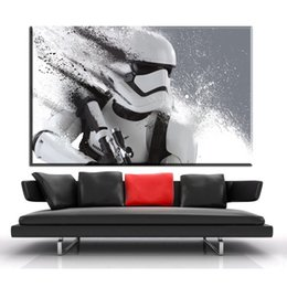 Wholesale Popular Poster - ZZ1927 popular film canvas posters and prints art black white canvas pictures oil art painting for livingroom bedroom decoration