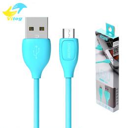 Упаковка зарядного кабеля онлайн-2016 Remax USB кабель быстрая зарядка кабель синхронизации данных с розничной упаковке для типа с android samsung