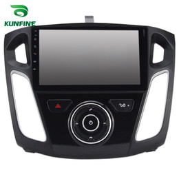 Wholesale Dvd For Ford Focus - Quad Core 1024*600 Android 5.1.1 Car DVD GPS Navigation Player Car Stereo for Ford Focus 2012 Radio 3G Wifi BluetoothK KF-V2239Q