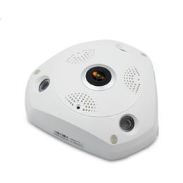 Canada Haute Qualité HD 960P 360 degrés Caméras IP sans fil Vision nocturne Wifi Caméra IP Réseau Caméra CCTV sécurité à domicile Caméra Moniteur pour bébé Offre