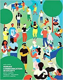 Wholesale Human Communication in society ISBN