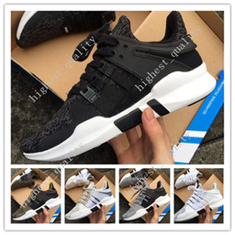Wholesale Plastics Equipment - Cheap New Three stripes White Mens Womens running support 93 EQT IIII EQUIPMENT orange shoes Brand Shoes High quality Eur 36-45 US 5.5-11