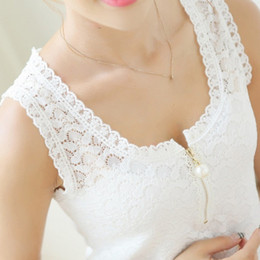 Wholesale Woman Clothing Tank Tops - Plus Size Blouse Shirt Women Black White Blouses O-Neck Sexy Lace Floral Fashion Ladies Blusas Tops Shirt Clothing Women's Tanks Blusa