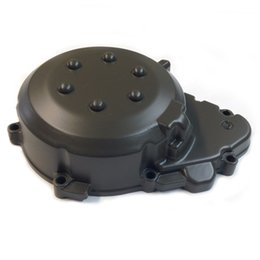 Wholesale R1 Stator - Motorcycle Engine Crank Case Stator Cover For Kawasaki ZX-9R 1998-2003
