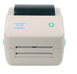 Wholesale Thermal Printer Cards - XP-450B 20mm~103mm Direct Thermal USB Barcode Label Printer thermal barcode printer bar code printer separating peel function
