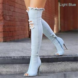 Wholesale Lace Up Punk High Platform - Women Round Toe Lace Up Ankle Buckle Chunky High Heel Platform Knight Martin Boots Women Motorcycle High Heels Punk Buckle Rivet Strap Comb