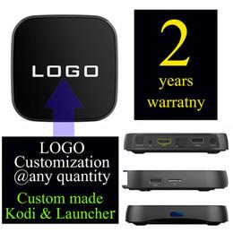 Wholesale Custom Lan - 1pcs Custom Made T95Rpro-3GB 32GB Smart Android6.0 Marshmallow IPTV TV boxes 4K Ares Apollo SpinzTV S912 Octa core 5G WIFI 1000MB Lan T95R