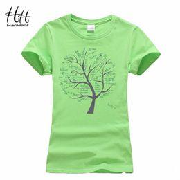 3411bab769317 Atacado- HanHent Matemática Árvores Árvores Engraçadas T mulheres Mulheres  2016 Moda Algodão O Big Bang Teoria Camiseta Bonito Geek T-shirt Feminino  Verão
